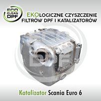 Katalizator, SCR, DPF, Tłumik Scania seria G oraz seria R-Euro 6
