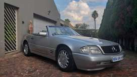 Mercedes Benz SL 500 Roadster  R109