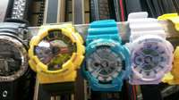 Image of G shock watches