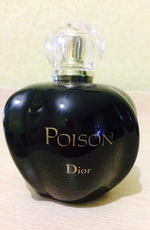 Продам туалетную воду, парфюм, духи POISON. Christian Dior. 100 мл.