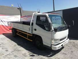 2015 JMC Carrying 2.8 Tdi Lwb Chassis Cab - R169,900