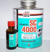 Клей цемент Rema TIP-TOP SC-4000 в комплекте с отвердителем