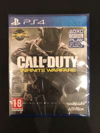 Image of Call of Duty: Infinite Warfare Deluxe Edition PS4