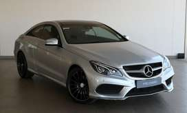 2015 Mercedes Benz E250 with 45 200km's