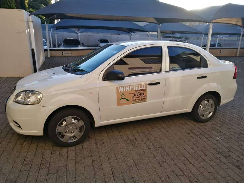Chevrolet Aveo in excellent condition