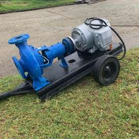 11 KW three phase irrigation centrificul water pump.