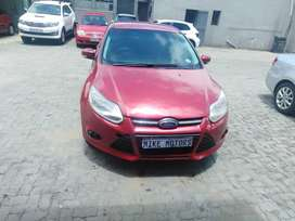 2013 Ford fous 1.6