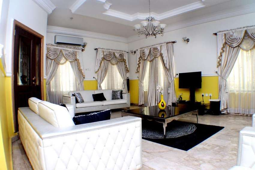 4 Bedroom Furnished Duplex For Short Lease 0