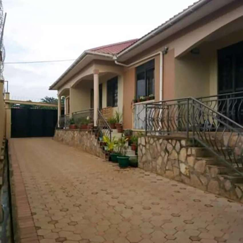 FOR SALE  3units rentals each 2beds 2baths on 14decs in Namugongo 0