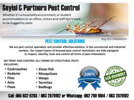 Seyisi & Partners Pest Control