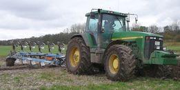 Услуги по обработке земли: вспашка(пахота) дискование культивация