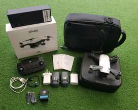 Dji Spark drone with extras