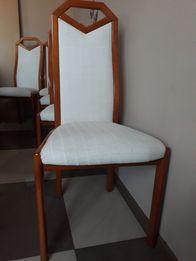Krzesła do salonu/jadalni. 6 sztuk