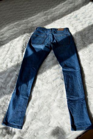 spodnie jeansowe PULL&BEAR męskie Bojano - image 2