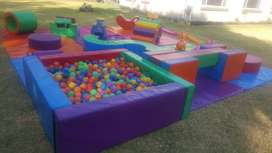 KIDS BALL PIT& SOFTPLAY