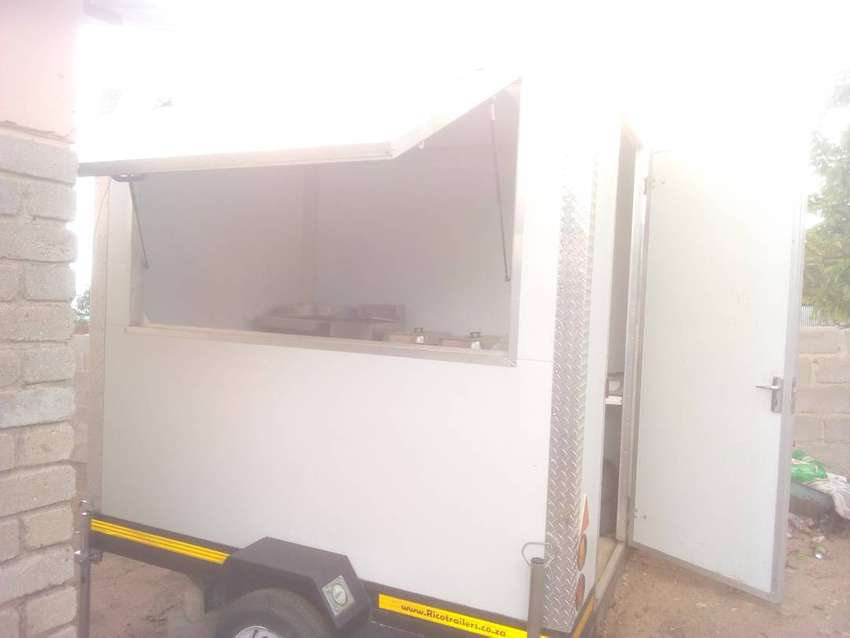 Rico trailer manufactured a vosloo one stop auto 0