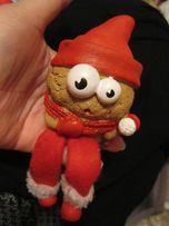 на подарок новый год сувенир статуэтка гном рождество германия фигурка