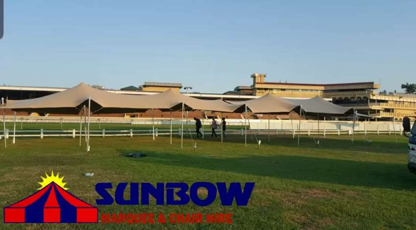 Sunbow stretch tents, outdoor stretch tents, fancy tents 0
