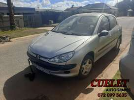 Peugeot 206 Stripping For Spares And Accesories