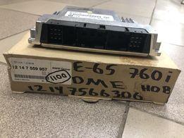 Блок управления двигателем DME bmw e65,66. 760. Новый.