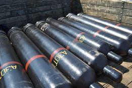 Баллон кислородный аргоновый углекислотный азотный гелиевый 40 литров