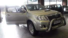 TOYOTA HILUX EXTRACAB 2014