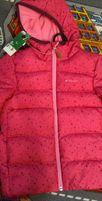 Курточка для девочки, куртка, демисезонная, зимняя 5 лет