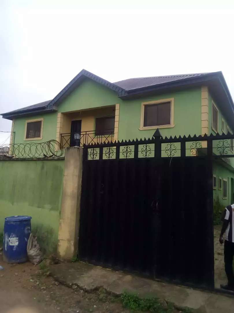 4 SALE. A 4Nos of 3BEDROOM FLAT WITH C of 0@Silver Estate, Egbeda 0
