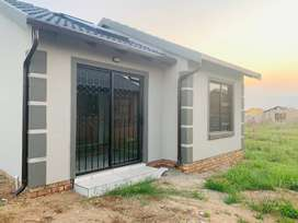 BRAND NEW   2 BEDROOM HOUSE TO RENT IN MODDERBEE ALLIANCE EXT 3