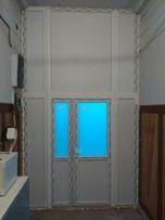 Металлопластиковые перегородки, окна, двери, балконы, лоджии