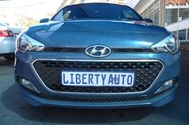 2015 Hyundai i20 1.4 Fluid 37,000km New Generation Series LIBERTY AUTO