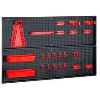 Панель для инструментов ПОЛЬША, перфорированная, ключи отвертки