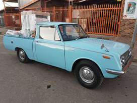 Classical Vintage 1967 Toyota Corona Bakkie Excellent condition