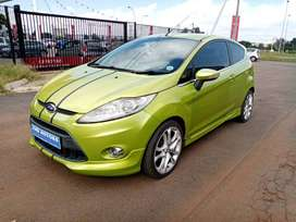 Ford Fiesta 1.6 3 door Titanium
