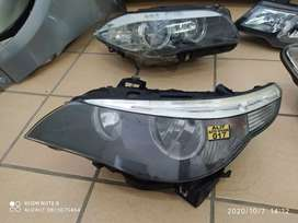 BMW E46 headlights nonxenon