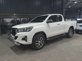 2019 TOYOTA HILUX 2.8 GD6 AUTOMATIC XTRA CAB