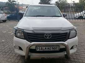 2014 Toyota Hilux Single Cab 2.5 D4D