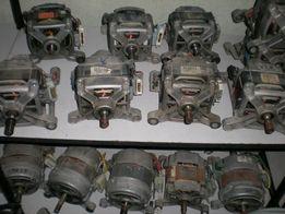 Мотор (двигатель) для бытовой стиральной машины. Разборка. Новый заказ