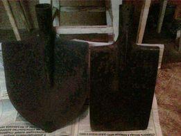 Лопаты железные-2,5мм толщина с ребром жесткости без черенка СССР ГОСТ