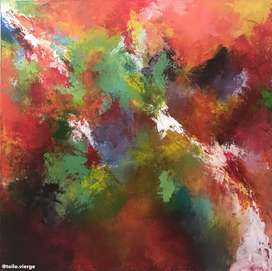 Abstract Painting for sale (original)