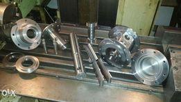 Токарные, фрезерные работы. Механическая обработка металла. Токарь
