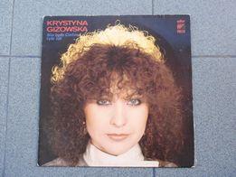 Krystyna Giżowska Nie było Ciebie tyle lat płyta winylowa