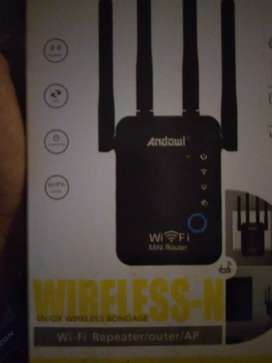 Andowl  Wifi Repeater/Router