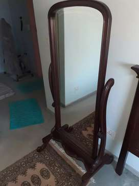 One of a Kind Cheval Full Length Mirror