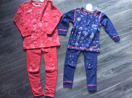 Zestaw / bielizna termiczna / piżama Cubus Elias 100% wełna merino 92