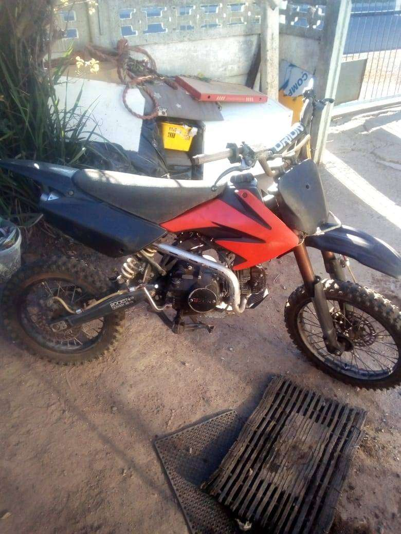 Orion 125cc pitbike 0