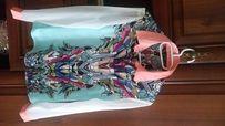 Bluzka Zara roz. S