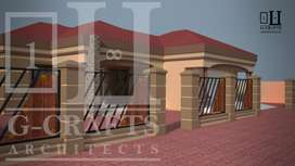 House Plans R50/SquareMeters