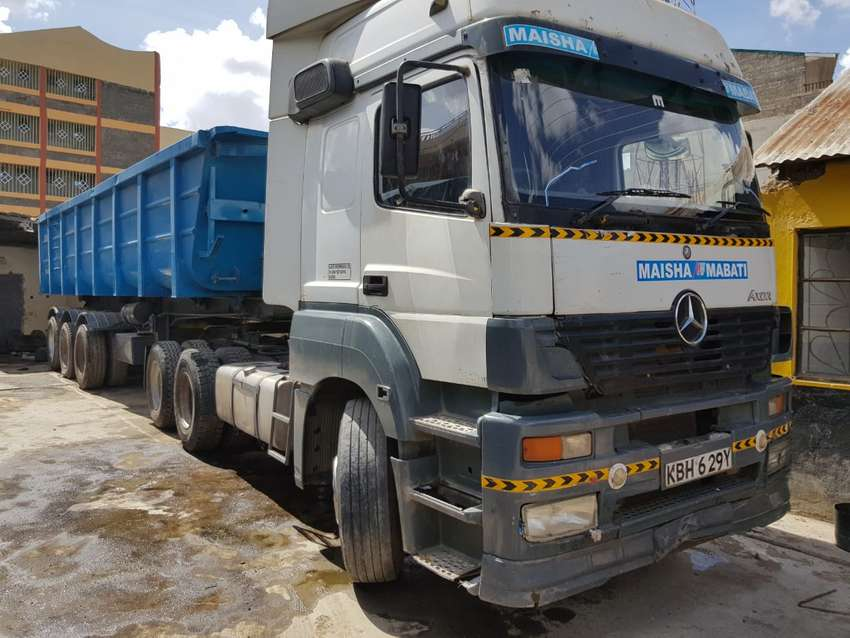 Truck mercedes-benz for sale in nairobi 0