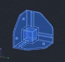 Разработка/Изготовление 3Д моделей для печати на 3Д принтере (3D print